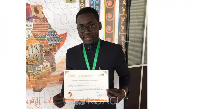 Côte d'Ivoire: Primé au Maroc, un leader de jeunesse décerne son prix au ministre Touré Mamadou et appelle l'Etat à multiplier les initiatives d'emploi jeune