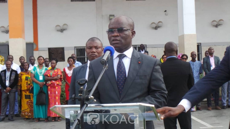 Côte d'Ivoire: Assassinat d'un gendarme par des «Gnambro», Siaka Ouattara aux transporteurs: « il y a trop de désordre dans votre milieu»