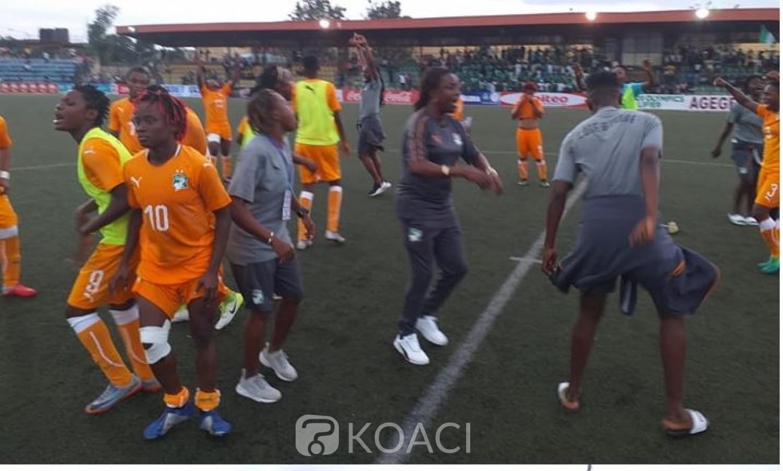 Côte d'Ivoire: JO 2020, l'exploit des éléphantes contre les Nigérianes (1-1) pour une qualification en demi-finale