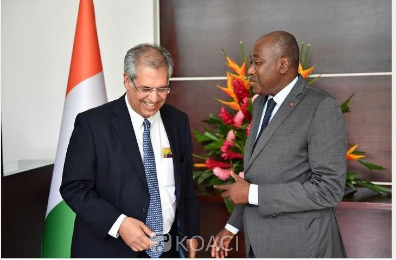 Côte d'Ivoire: Le groupe Tata Motors veut renouveler son engagement avec la Sotra