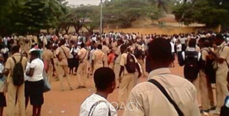 Côte d'Ivoire: Bouaké, imposés avant tout accès à l'école, les frais annexes révoltent les élèves qui paralysent un établissement