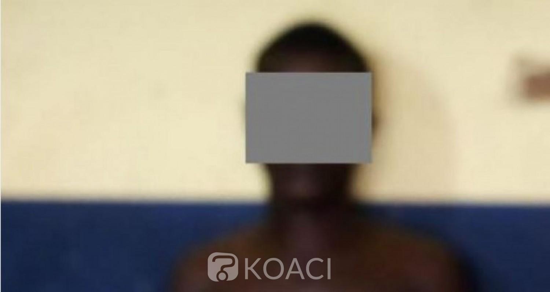 Côte d'Ivoire: Recherché dans la localité, il se signale en volant  l'arme d'un policier