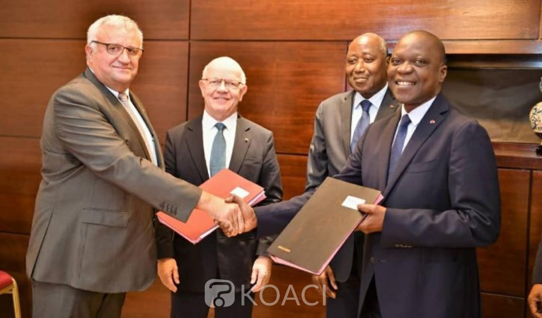 Côte d'Ivoire: Ligne 1 de Métro, Abidjan signe un protocole d'accord avec deux groupes français dont Bouygues construction