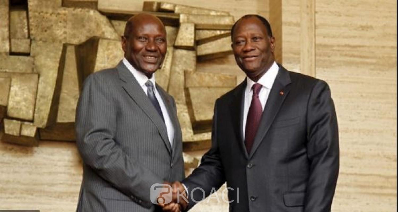 Côte d'Ivoire: Présidentielles de 2020, Alassane Ouattara candidat, quel sort réservé à Daniel Kablan Duncan