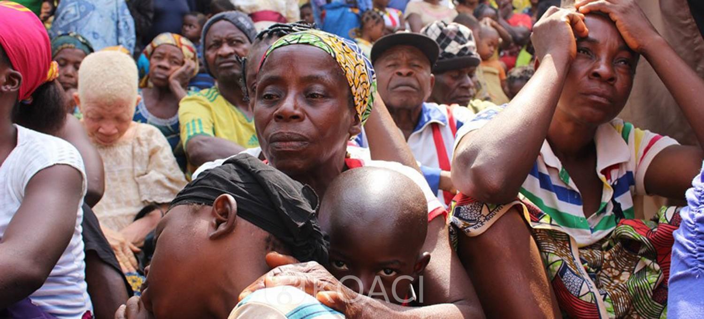 Cameroun: Le HCR demande une aide d'urgence pour les réfugiés de la crise anglophone au Nigeria