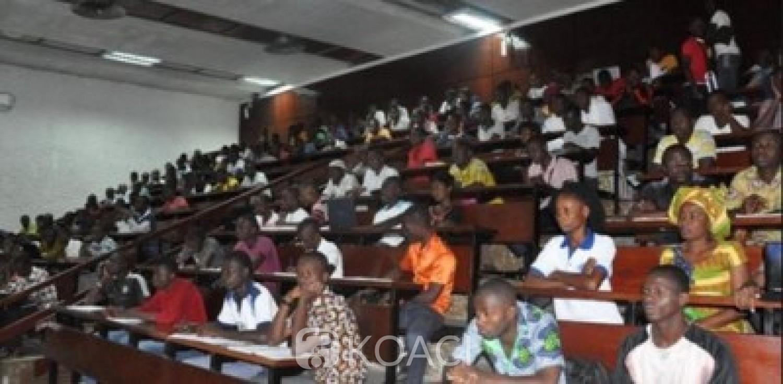 Côte d'Ivoire: Des  étudiants de l'université crient à l'injustice pour l'inexistence d'un  master professionnel, ce qu'ils devraient comprendre