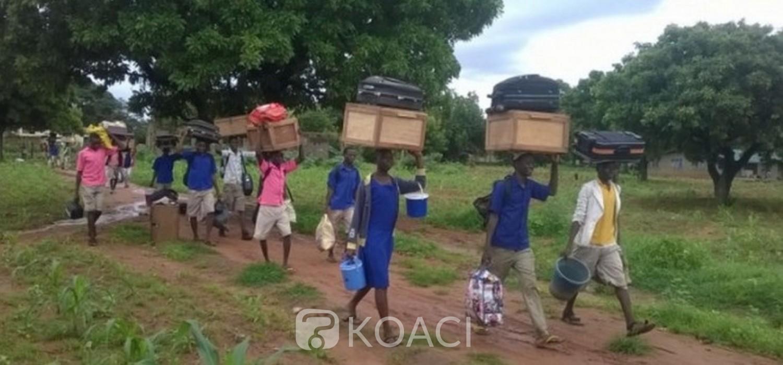 Ghana: De présumés fantômes ferment le lycée de Fumbisi