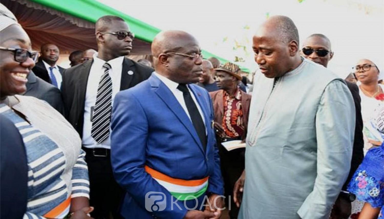 Côte d'Ivoire :   Le porte-parole du Gouvernement à propos de l'affaire Kah Zion-Amadou Gon : «il ne faut pas sortir le propos du Premier ministre de son contexte»