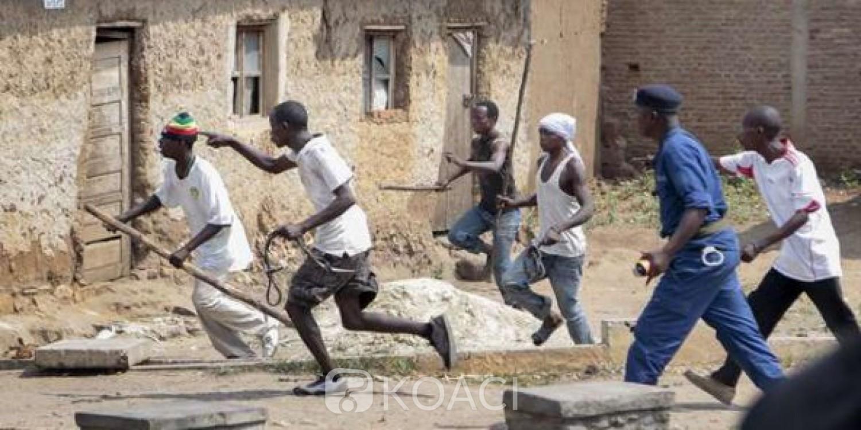 Burundi: Prison à vie pour quatre jeunes du parti au pouvoir pour l'assassinat d'un opposant