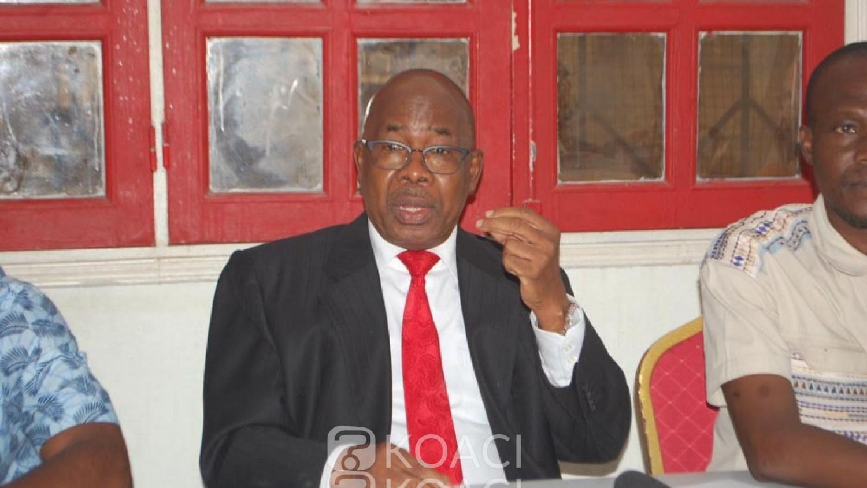 Côte d'Ivoire: 2020, un opposant accuse la police d'être aux ordres et dénonce la «dictature politique» du régime d'Abidjan