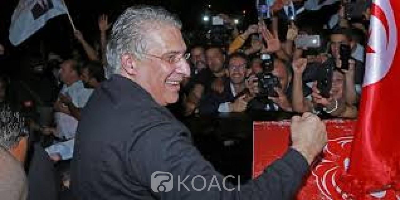 Tunisie:   Présidentielle, le candidat Nabil Karoui sort de prison à quatre jours du second tour