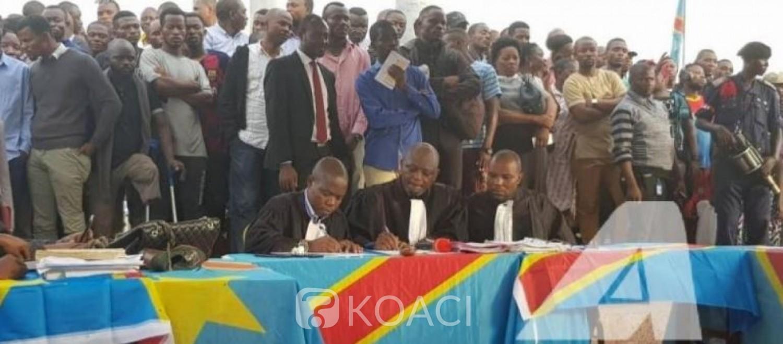 RDC:  Cinq kidnappeurs écopent de la prison à vie pour le meurtre d'une femme