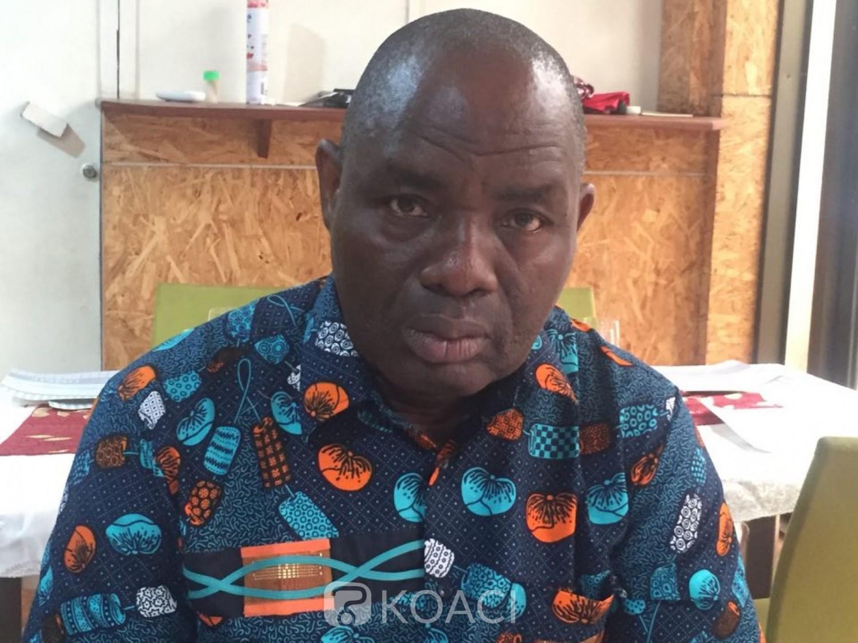 Côte d'Ivoire: Africa Sport au bord d'une grave crise, les graves révélations de Bahi «Vagba doit aller s'asseoir il veut créer des troubles dans le pays»