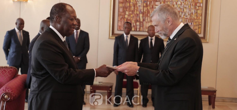 Côte d'Ivoire: Le nouvel Ambassadeur des Etats-Unis, K. Bell : « Les élections démocratiques, libres et paisibles, renforcent la stabilité »