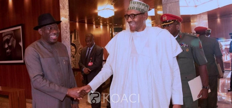 Nigeria: Jonathan rencontre Buhari à huis clos, sa nouvelle mission en Mozambique