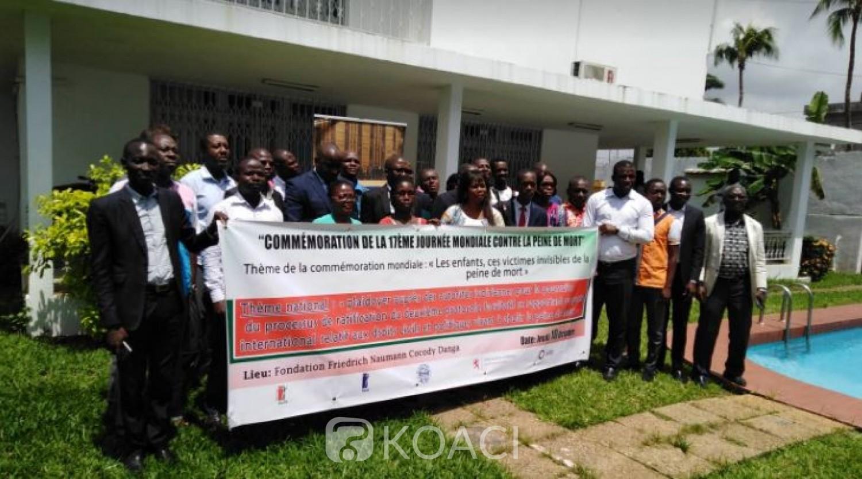 Côte d'Ivoire: L'ACAT-CI maintient son combat contre l'abolition définitive de la peine de mort
