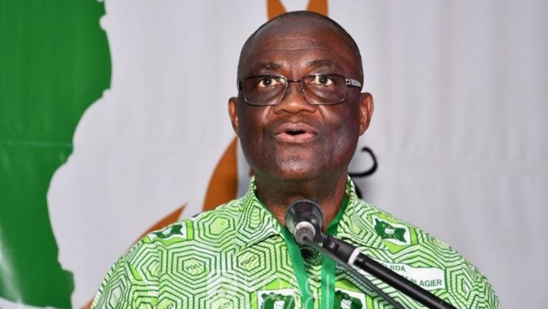 Côte d'Ivoire: Yamoussoukro, le PDCI-RDA annonce un «meeting pour mettre fin à la campagne insidieuse, menée par les dirigeants du RHDP »
