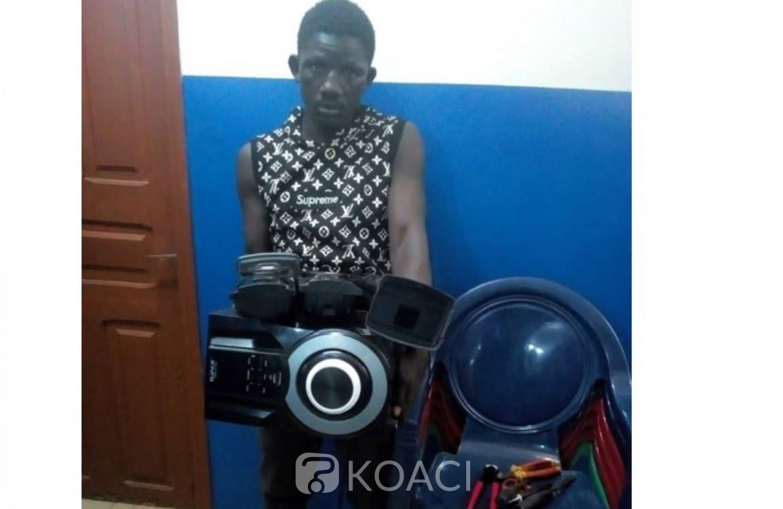 Côte d'Ivoire: A Abobo fin de cavale pour des voleurs qui sévissent très tôt les matins