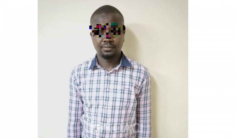 Côte d'Ivoire: Un individu  interpellé en possession d'un faux «laissez-passer»