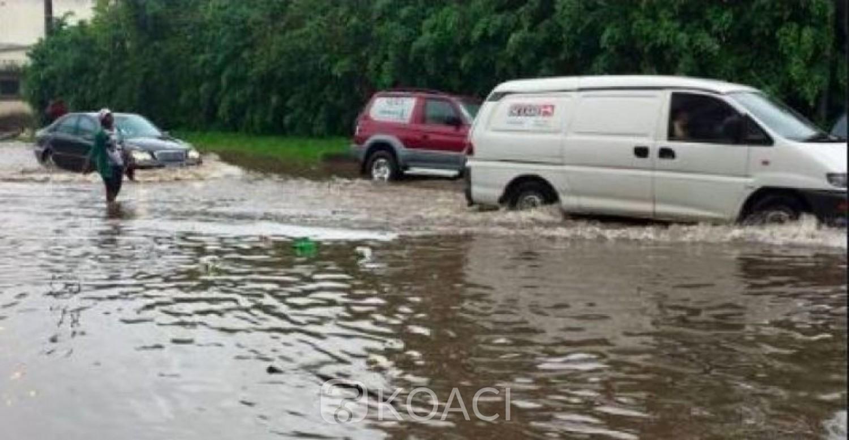 Côte d'Ivoire: Vigilance, de pluies fortes avec orages prévues ce week-end dans plusieurs localités