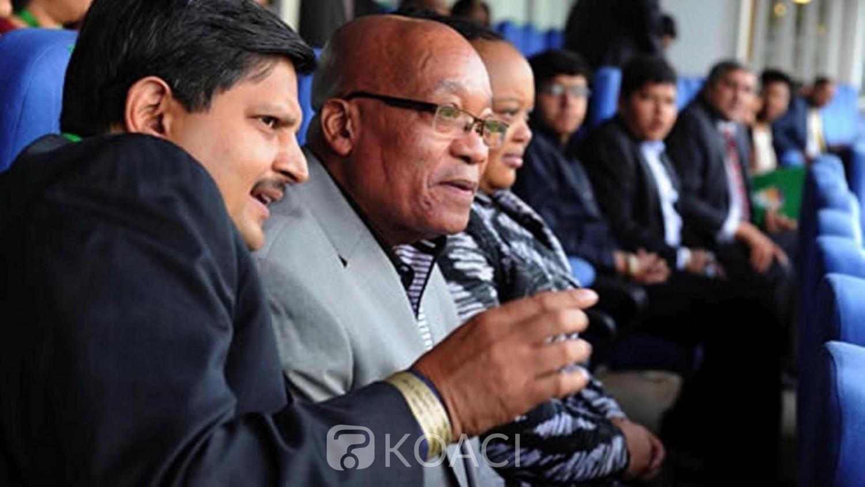 Afrique du Sud: Les frères Gupta frappés par des sanctions américaines