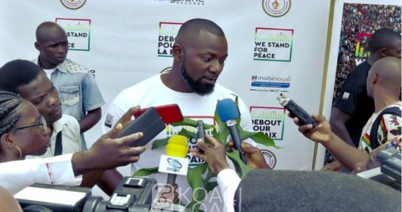 Cameroun: Des artistes locaux et internationaux se mobilisent pour la paix