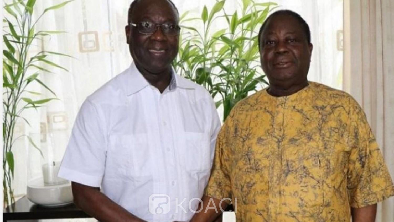 Côte d'Ivoire: Niamien N'Goran met fin aux rumeurs sur son divorce avec Bédié, « Il est mon père et je suis son soldat »