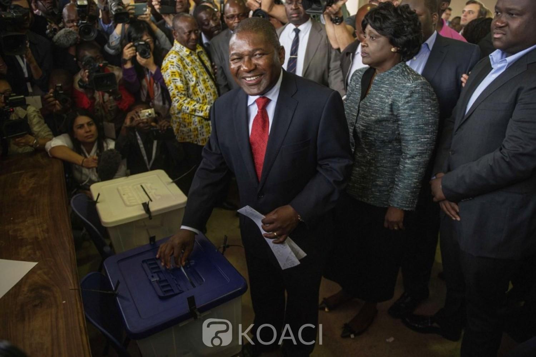 Mozambique:  Jour de vote, les mozambicains aux urnes pour élire leur Président