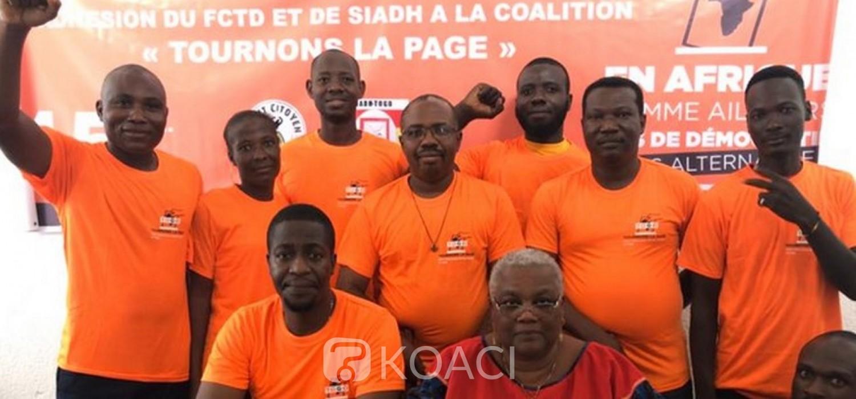 Togo:   Des membres du TLP interdits d'entrer au Togo