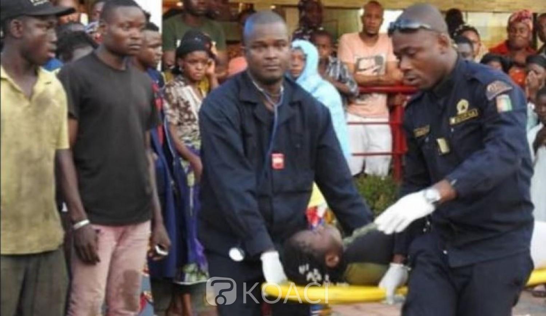 Côte d'Ivoire: Un chauffeur sans permis de conduire tue son apprenti et fait plusieurs blessés dans un accident à Anyama