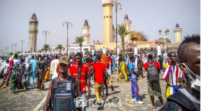 Sénégal: Grand Magal de Touba, les Mourides célèbrent le départ en exil de Cheikh Ahmadou Bamba Mbacké