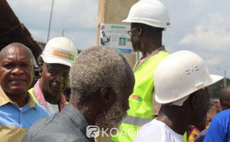 Côte d'Ivoire: Les populations du village de  Krazandougou (Guémon) sortent enfin de l'obscurité