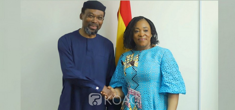 Ghana: Le président de la CPI à Accra, sa requête pour le Togo et la Guinée Bissau