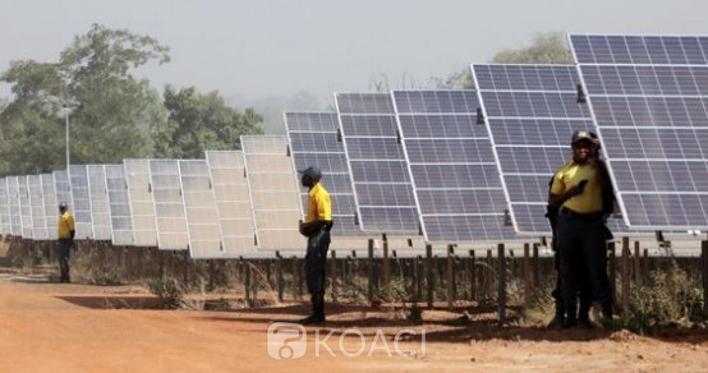 Côte d'Ivoire: Deux nouvelles centrales solaires de 60 Mégawatts  vont être construites