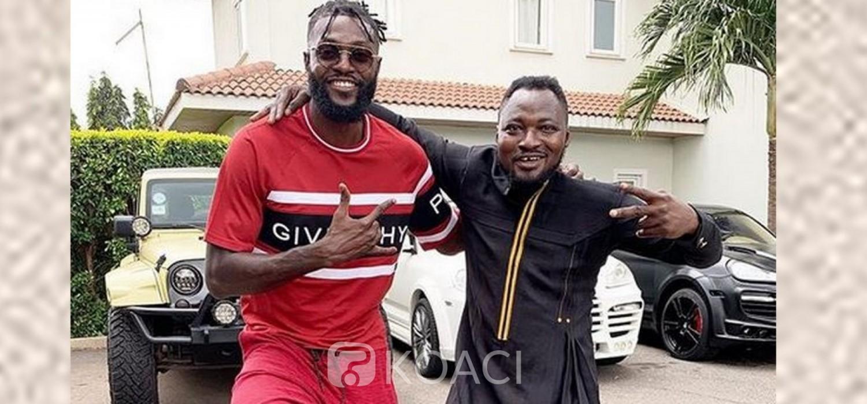 Togo: Funny Face dévoile les biens d'Adebayor au Ghana