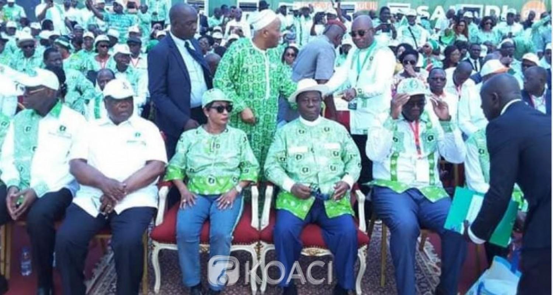 Côte d'Ivoire: 2020, Depuis Yamoussoukro Bédié appelle déjà  les militants à veiller à la sincérité et la régularité du scrutin