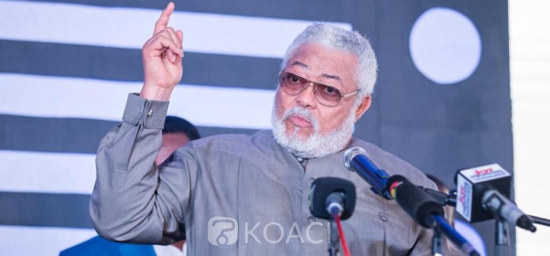 Ghana:  Rawlings révèle les menaces d'assassinat subies après sa passation de pouvoir à Liman en 1979
