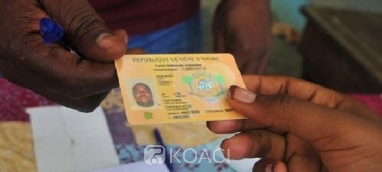 Côte d'Ivoire: Périmée depuis juin 2019, la Carte nationale d'identité ivoirienne « indésirable » au contrôle à la frontière nord entre le Burkina Faso