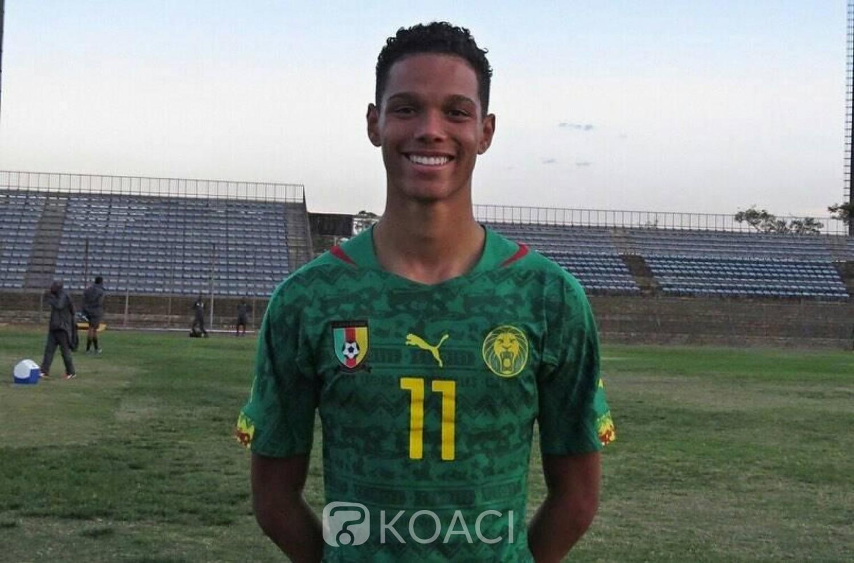 Cameroun: Coupe du monde U17, recalé Etienne Eto'o ne cache pas sa déception