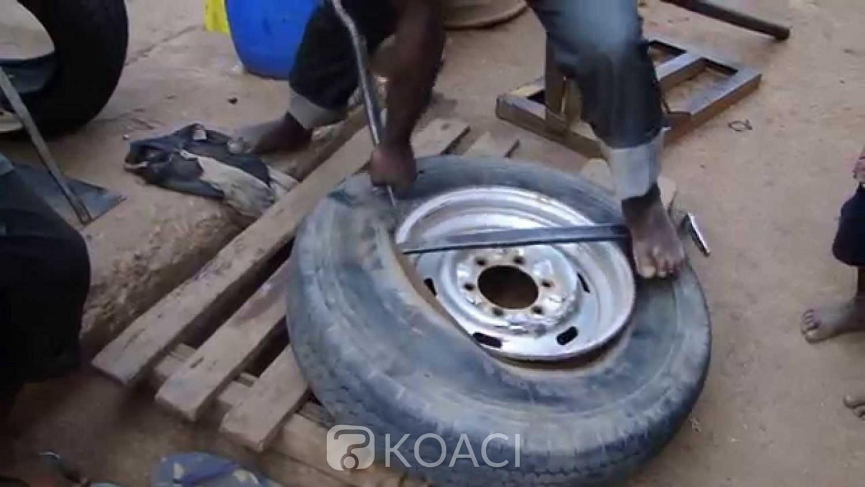 Côte d'Ivoire : Trois  morts dans accident de circulation  et une explosion de pneu
