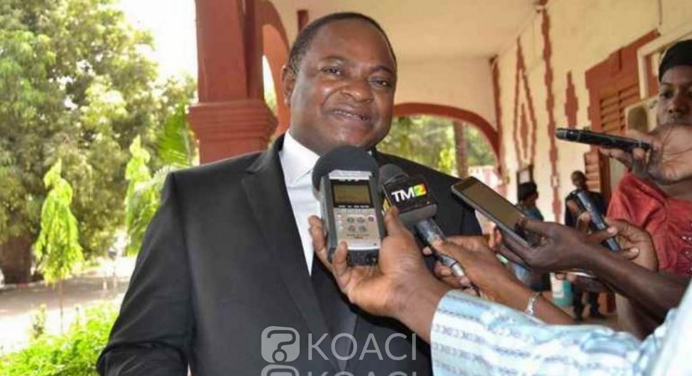 Mali: Le maire du Bamako Adama Sangaré écroué pour « corruption présumée »
