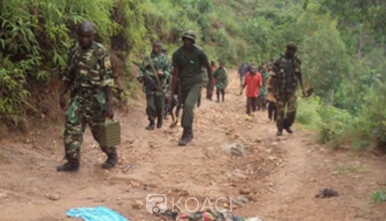 Burundi: Plusieurs morts dans des combats entre  forces de sécurité et rebelles venus de la RDC