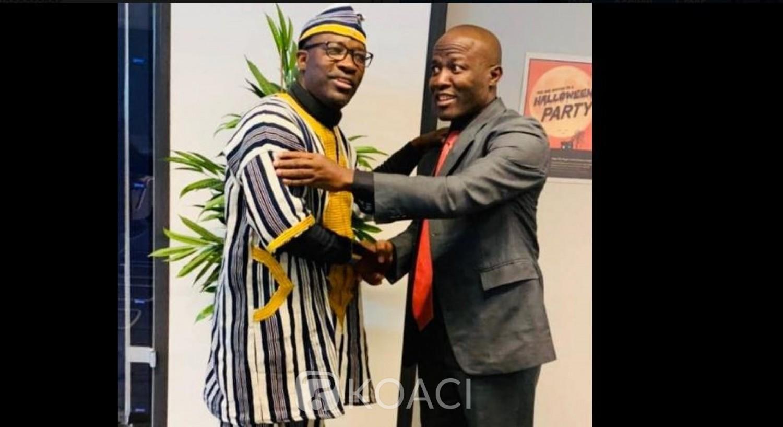 Côte d'Ivoire: Un ancien ministre de Gbagbo à la Haye rencontre Blé Goudé