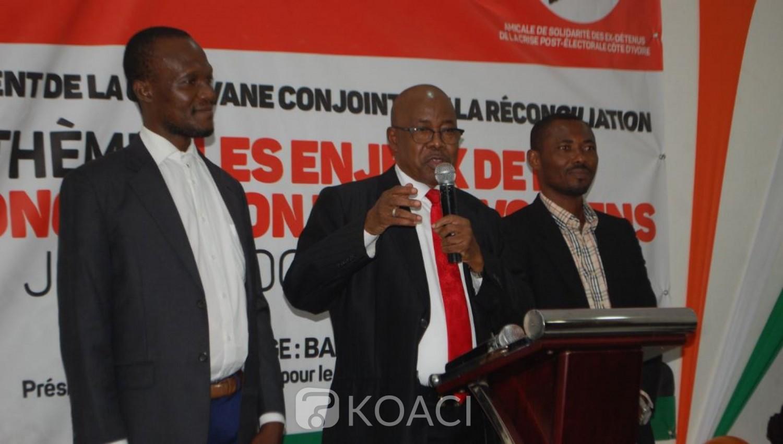 Côte d'Ivoire: Babily signe un engagement avec les ex-combattants et les anciens détenus pro-Gbagbo et martèle «je dérangerais si c'est pour dire la vérité et rien ne me fera reculer»