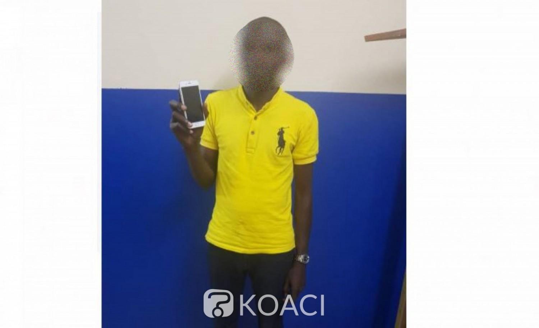 Côte d'Ivoire: A Abobo, informaticien dans un établissement scolaire, il vole le téléphone d'un élève et est interpellé un an plus tard