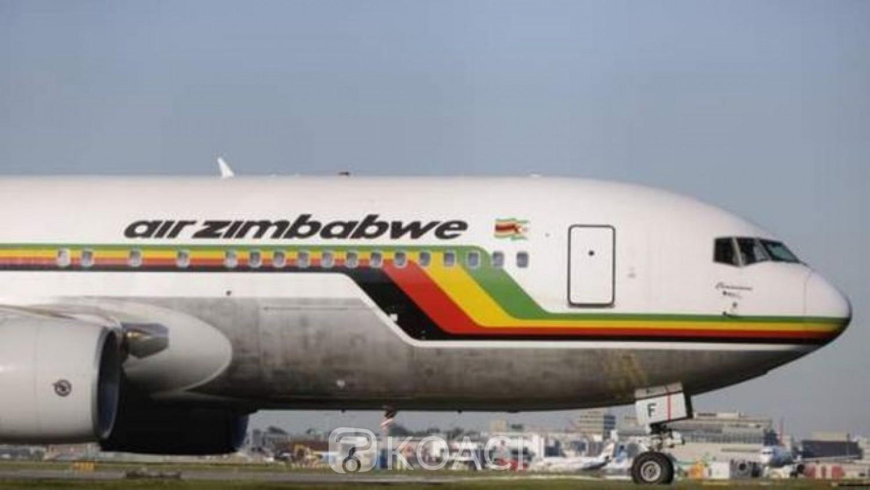 Afrique du Sud:  Air  Zimbabwe suspendu à cause du non paiement des taxes d' aéroport