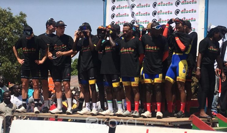 Burkina Faso: L'Angola remporte la première étape du tour du Faso