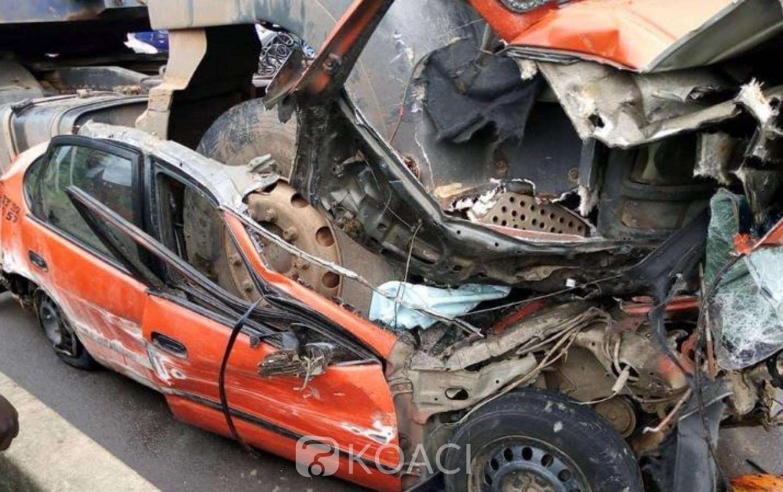 Côte d'Ivoire: Un accident à l'origine  de l'embouteillage monstre ce vendredi sur l'autoroute du nord