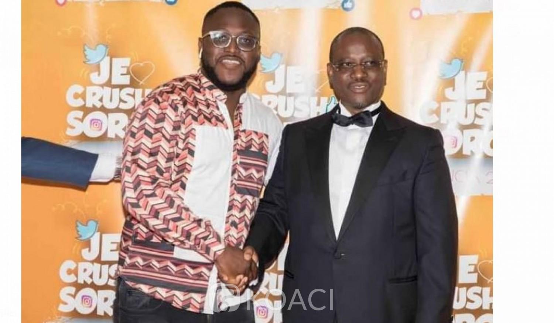 Côte d'Ivoire: 2020, depuis Paris, il lance son mouvement de soutien à Soro et martèle «notre choix pour 2020 c'est Guillaume Soro»