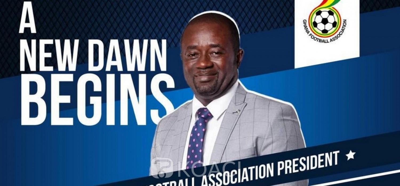 Ghana: Football, Kurt Okraku élu nouveau président de la GFA